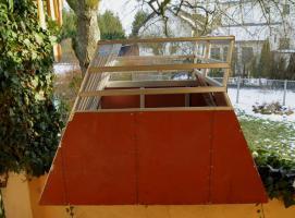 Foto 5 Alu -Hundebox für 1-2 Hunde, Doppelbox ohne Trennwand