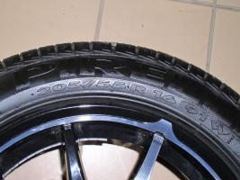 Foto 2 Alufelgen Dotz Shuriken 7J x 16 Zoll inkl. Reifen