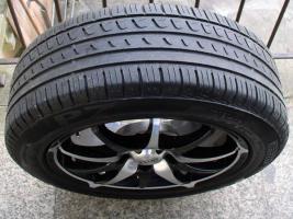 Foto 6 Alufelgen Dotz Shuriken 7J x 16 Zoll inkl. Reifen