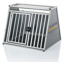 Alvaris Aluminium Hundbox Nord-Süd-Handel