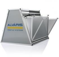 Foto 4 Alvaris Aluminium Hundbox Nord-Süd-Handel