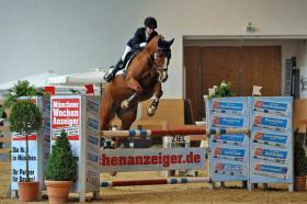 Ambitionierte Reiterin sucht Springpferd MUC Osten