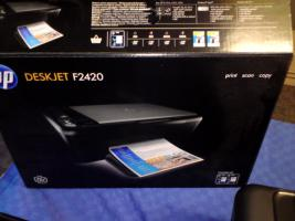 Foto 4 Amilo La1703+HP Multidrucker+2 XL Tintenpacks