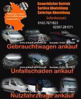 An und Verkauf von Nutzfahrzeugen, Kleintransporter, Baufahrzeuge, SZM, Export