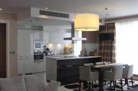 An exceptional two bedroom apartment in London/ENGLAND