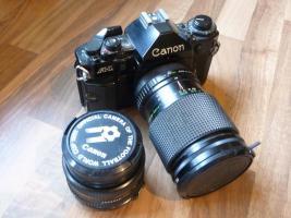 Foto 3 Analog canon A1 Spiegelreflexkamera
