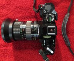 Foto 2 Analoge Canon AE-1 Fotokamera in Frankfurt zu verkaufen