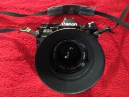 Foto 3 Analoge Canon AE-1 Fotokamera in Frankfurt zu verkaufen