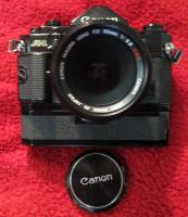 Foto 6 Analoge Canon AE-1 Fotokamera in Frankfurt zu verkaufen