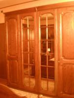 Anbau-Schlafzimmer in Eiche