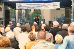 Andrea Berg Double in Essen