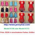 Angebot der Woche:Kürkleider für Eiskunstlauf von Jennymai in verschiedenen Design, Farben, Größen