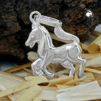 Anhänger Pferd 925 Silber