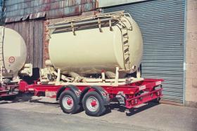 Foto 4 Anhänger Siloanhänger 6 m3 für Mehl, Kraftfutter, Pellets o. ä.