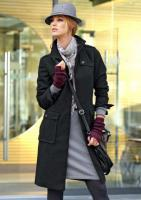 Aniston - Wollmantel schwarz Gr. 38 - OVP - NEU