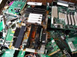 Ankauf von E-Schrott aus Computer, Server, Rechner etc.