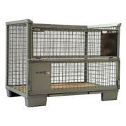 Ankauf von gebrauchten DB-Gitterboxen (Metallboxen s. Foto) - Zahle sofort !