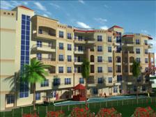 Anlage mit Pool 100 Meter zum öffentlichen Strand Hurghada Ägypten
