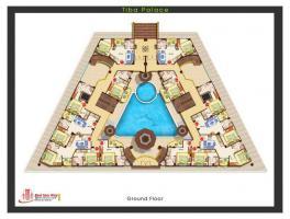 Foto 4 Anlage mit Pool 200 Meter zum Meer Hurghada Ägypten sagenhaft Preiswert