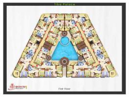 Foto 5 Anlage mit Pool 200 Meter zum Meer Hurghada Ägypten sagenhaft Preiswert