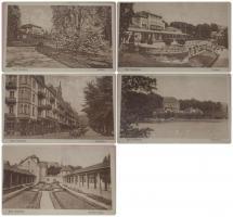Foto 4 Ansichtskarten Bad Nauheim