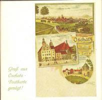 Ansichtskarten von Oschatz (Reproduktionen)