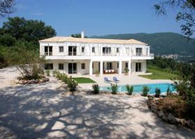 Anspruchsvoll Leben auf der Insel Korfu/Griechenland