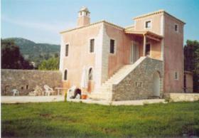 Anspruchsvolle Landvilla nahe Igumenitsa/Griechenland