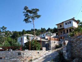 Anspruchsvolle Neubau Natursteinhäuser auf dem Pilion/Griechenland