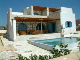 Anspruchsvolle Villa auf Paros/Griechenland