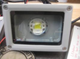 Anti Piraten Blendlampen LED Technik Schiffs Scheinwerfer 150 W LED  ANTIPIRATE CONCEPT