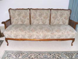 antik m bel altdeutsches linitzer sofa mit 2 sesseln top in senden von privat. Black Bedroom Furniture Sets. Home Design Ideas