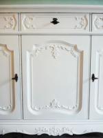 Foto 4 Antik WARRINGS UNIKAT Anrichte Buffet Kommode Schrank Shabby Vintage Landhaus