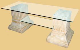 Antika Säulen Tisch eine Sensation für das Wohnzimmer!!!!