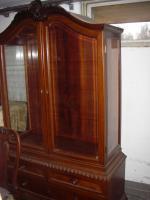 Foto 2 Antike Esszimmermöbel