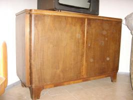 Foto 2 Antike Möbel, Bett, Schrank, Kommode, Fernsehschrank