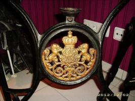 Foto 3 Antike Nähmaschine