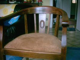 Antiken Stuhl