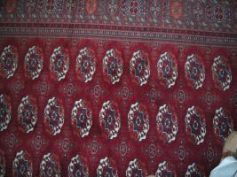 Antiker Buchara Teppich
