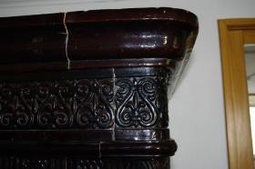 Foto 2 Antiker Kachelofen