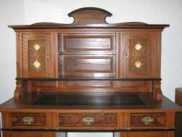 Foto 2 Antiker Schreibtisch