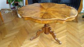 Antiker Sofa-Tisch