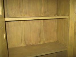 Foto 4 Antiker Tropenholz Wäscheschrank