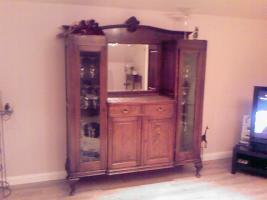 Antiker Wohnzimmerschrank Rarität