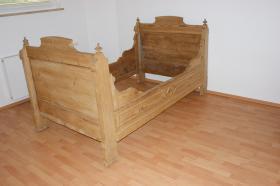Antikes Bett anno 1800 geeignet für Gästzimmer