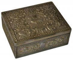 Foto 3 Antikes Silberdosen Set dreiteilig