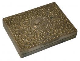 Foto 6 Antikes Silberdosen Set dreiteilig