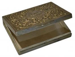 Foto 7 Antikes Silberdosen Set dreiteilig