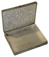 Foto 8 Antikes Silberdosen Set dreiteilig