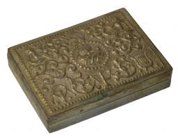Foto 9 Antikes Silberdosen Set dreiteilig